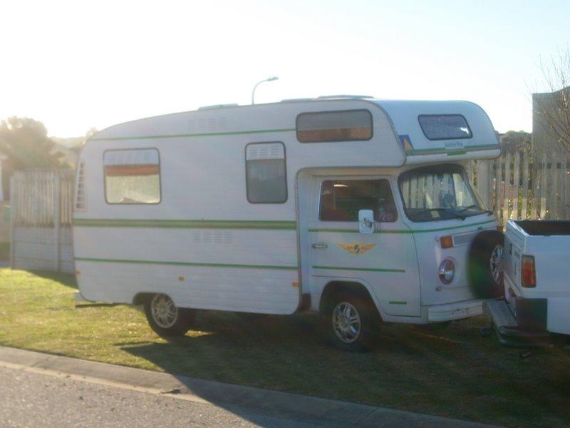 1980 VW Kombi Autovilla