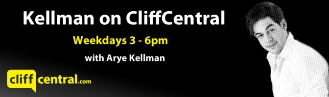 Audio from the CliffCentral interview with Arye Kellman