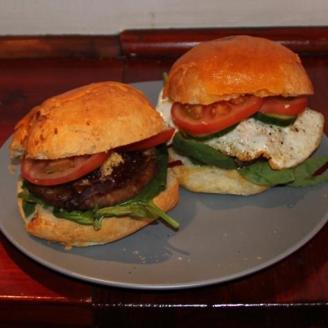 Burger-meal